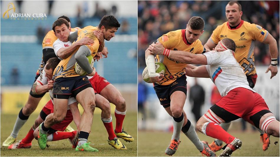 Rugby Romania-Rusia 30-0
