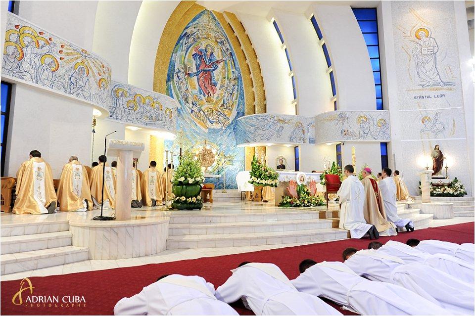 Hirotonire preoti in catedrala catolica iasi