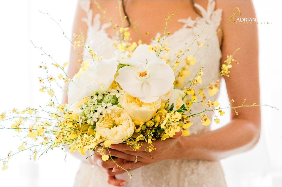 Buchetul miresei, fotograf nunta Iasi Adrian Cuba