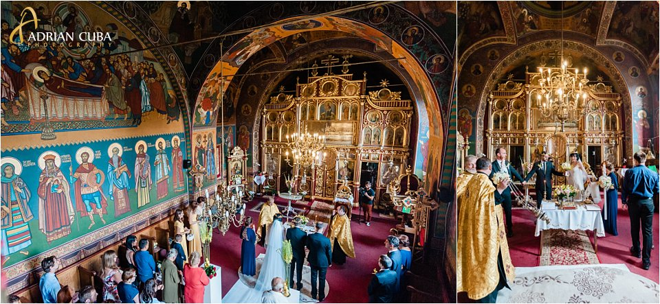 Cununie religioasa la biserica Sfanta Parascheva din Iasi