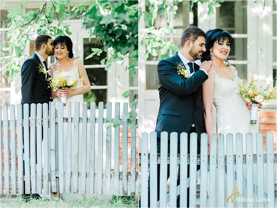 Mire si mireasa la sedinta foto nunta Iasi