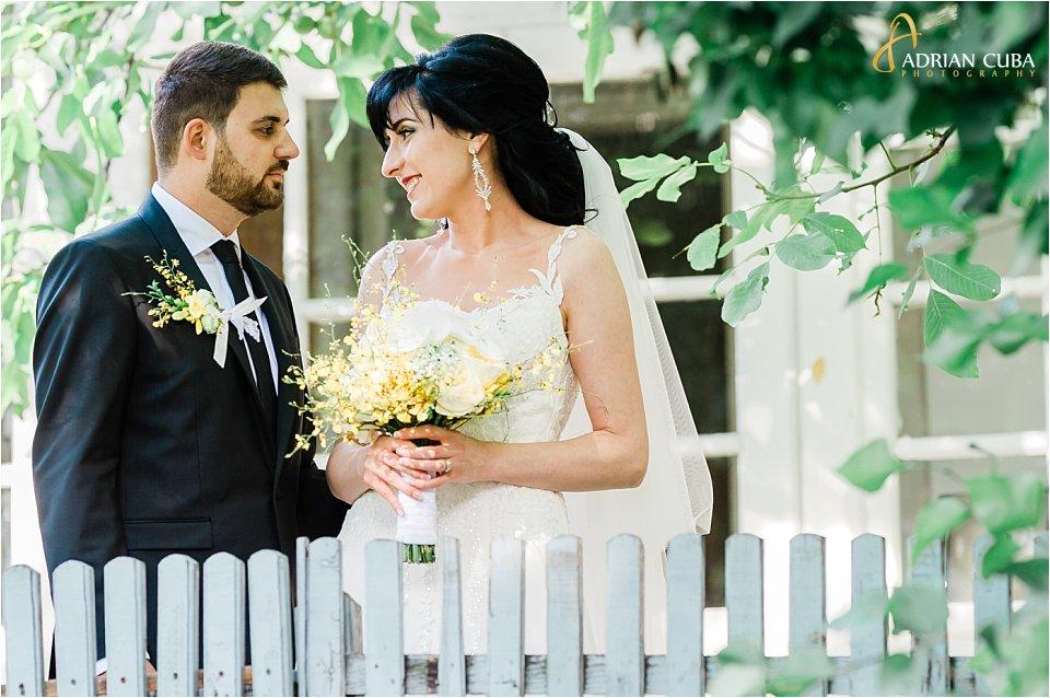 Mire si mireasa la sesiune foto nunta Iasi, fotograf nunta Iasi Adrian Cuba