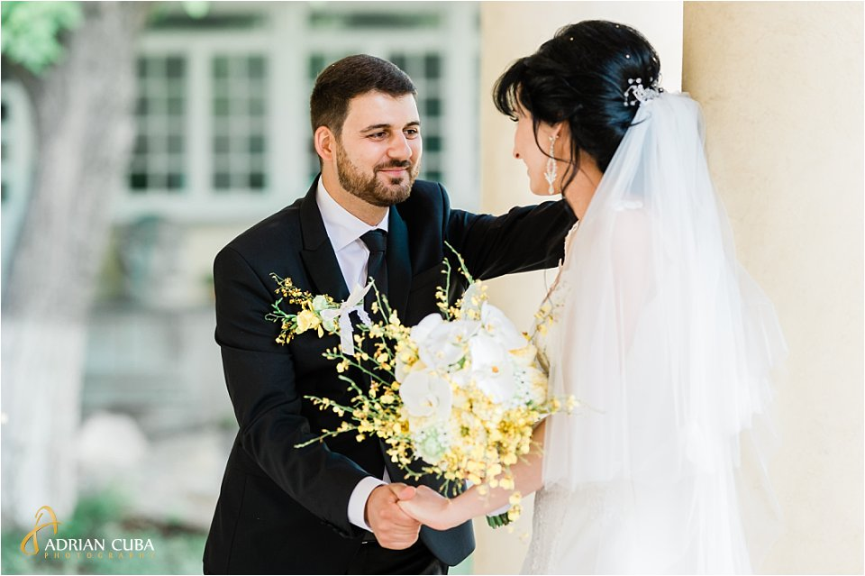 Miri la sesiune foto nunta Iasi, fotograf profesionist Adrian Cuba