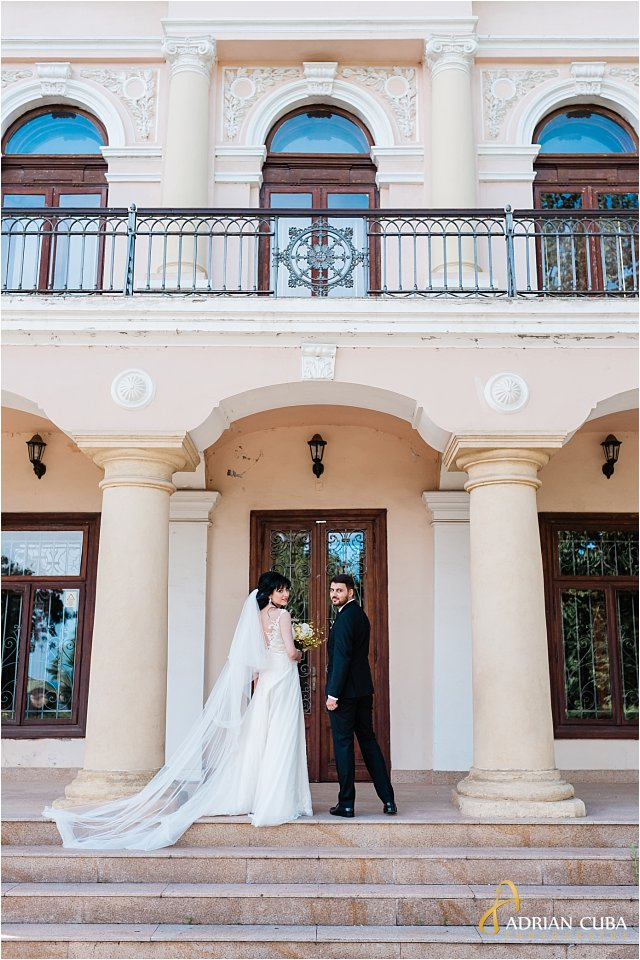 Sedinta foto nunta Casa Pogor Iasi.