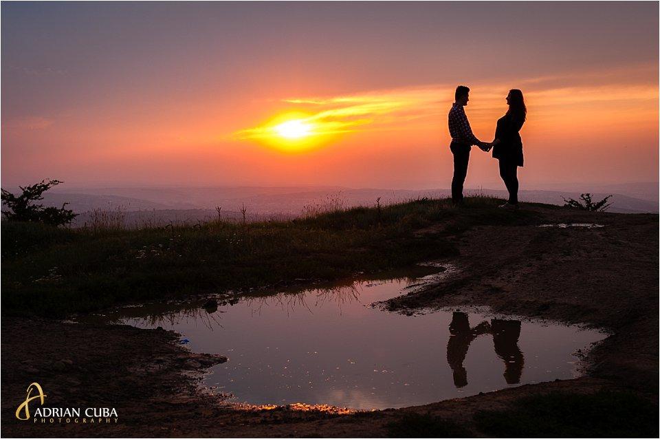 Sesiune foto logodna, fotograf Iasi Adrian Cuba