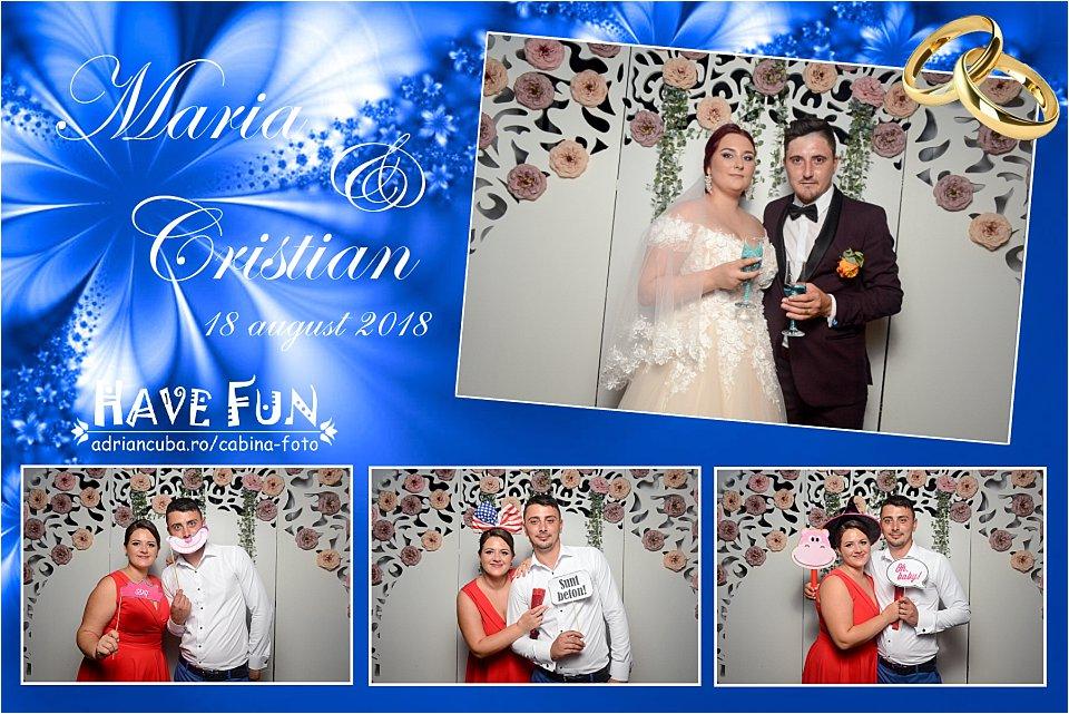 Petrecere nunta la cabina foto Iasi Have Fun.