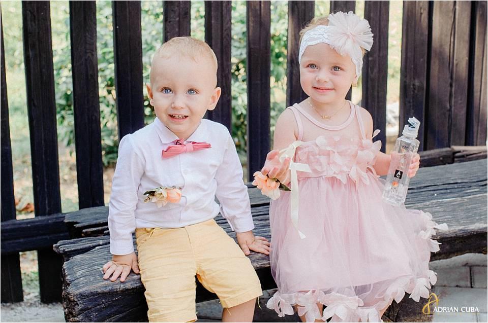 foto nunta iasi portrete de copii