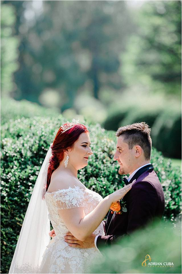 Portret miri la sesiune foto nunta iasi