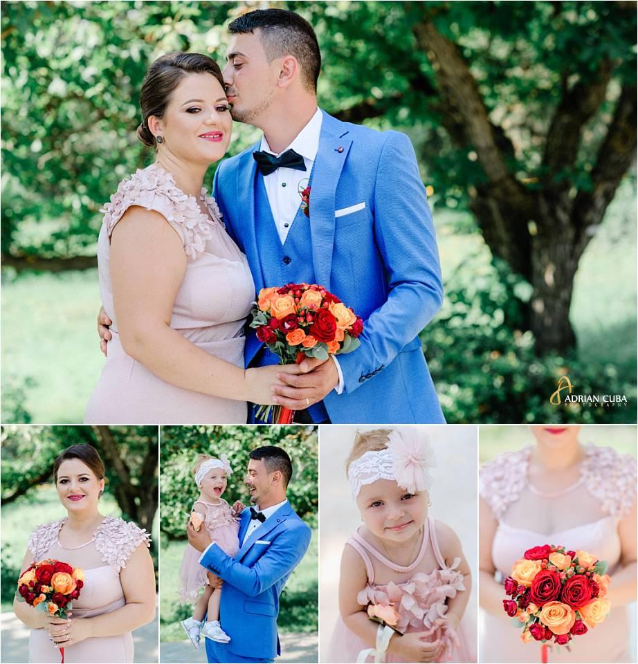 Nasii la sedinta foto nunta