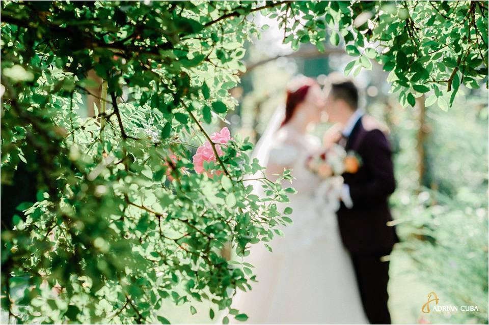 Mire si mireasa la sedinta foto nunta Iasi.