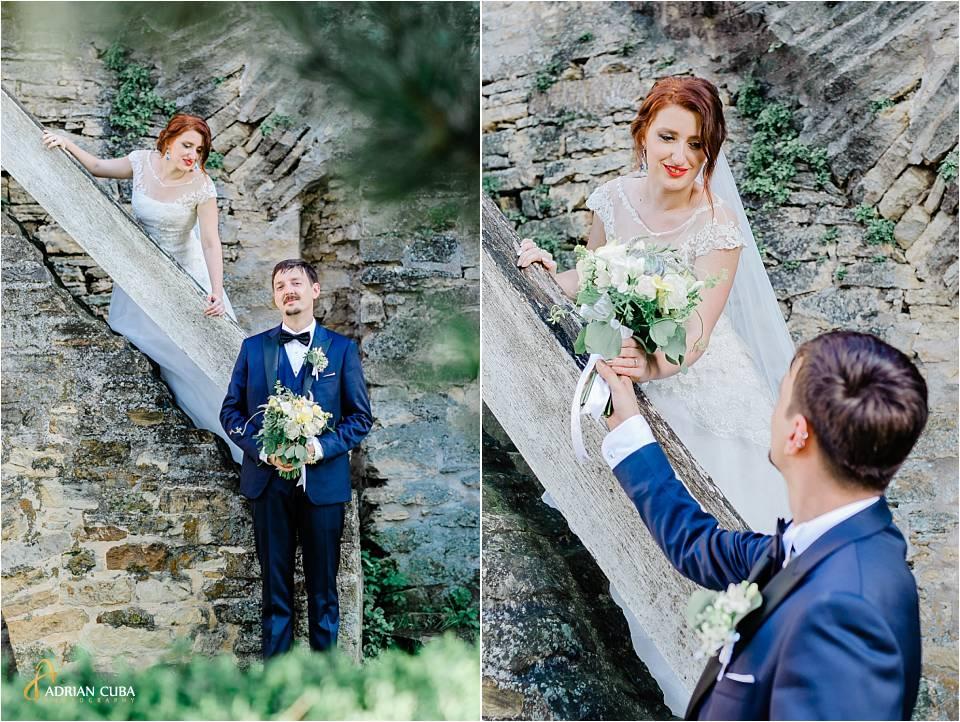 Sesiune foto nunta Iasi.