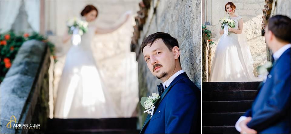 Mire si mireasa la sedinta foto de nunta iasi.