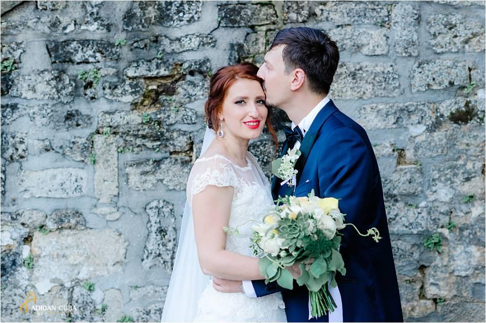 Miri la sedinta foto din ziua nuntii, la Iasi.