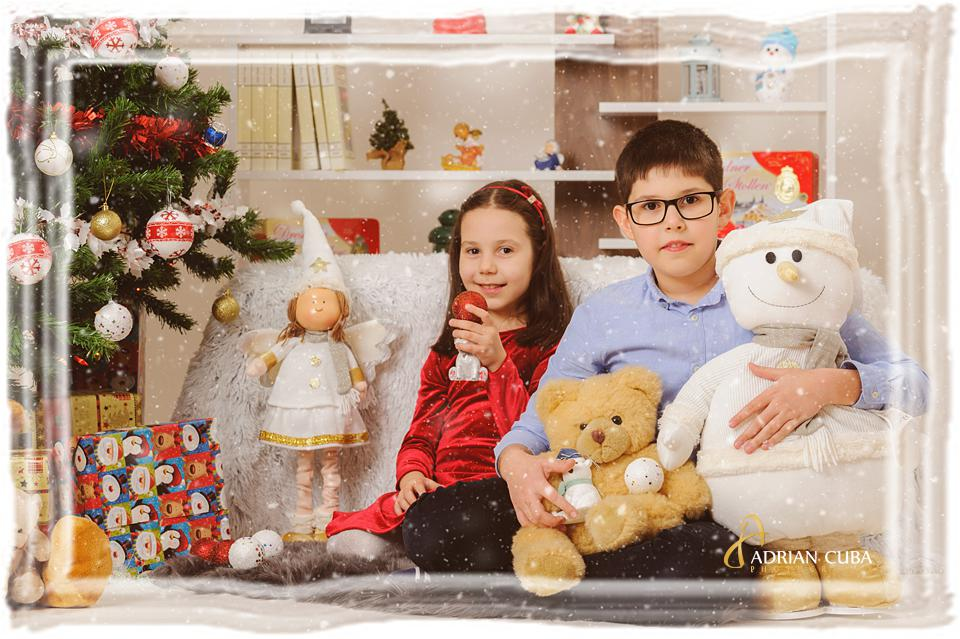 Sedinta foto copii in studio foto Iasi Adrian Cuba