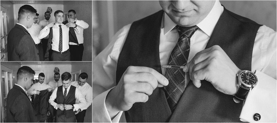 Gatitul mirelui la fotograf nunta Vaslui.