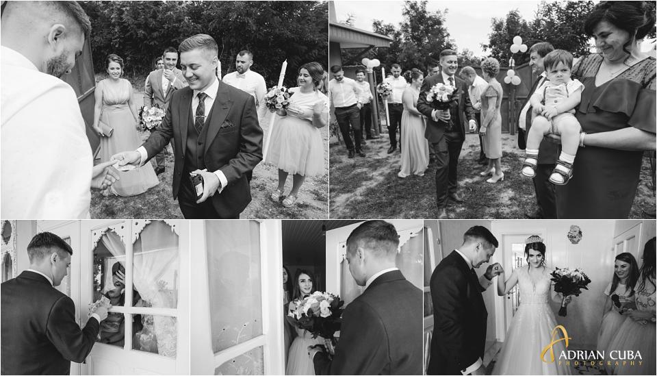 Mirele, mireasa, obiceiuri de nunta la Vaslui.