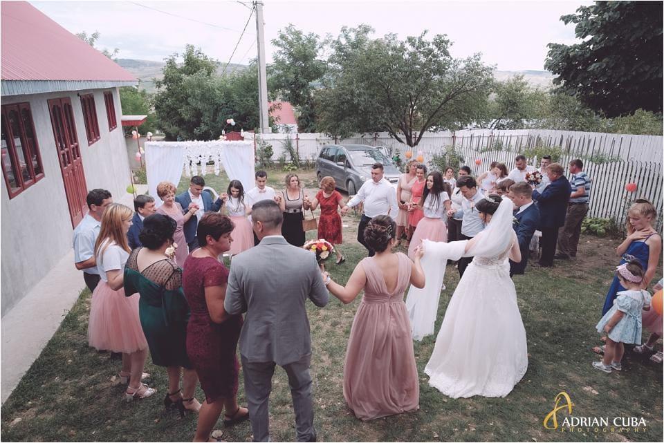 Hora nuntii la Vaslui.