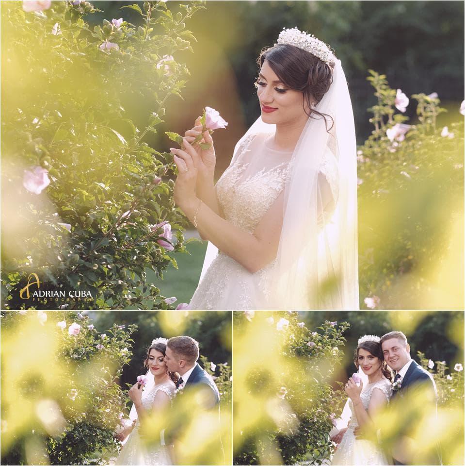 Miri la sesiune foto nunta Vaslui.