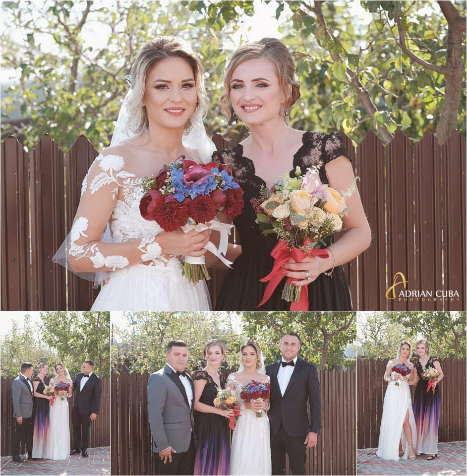 Nasa si mireasa la nunta in Barlad