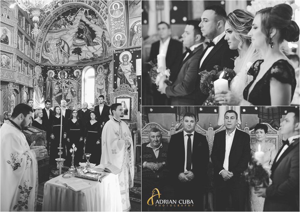 fotografie nunta la biserica Barlad
