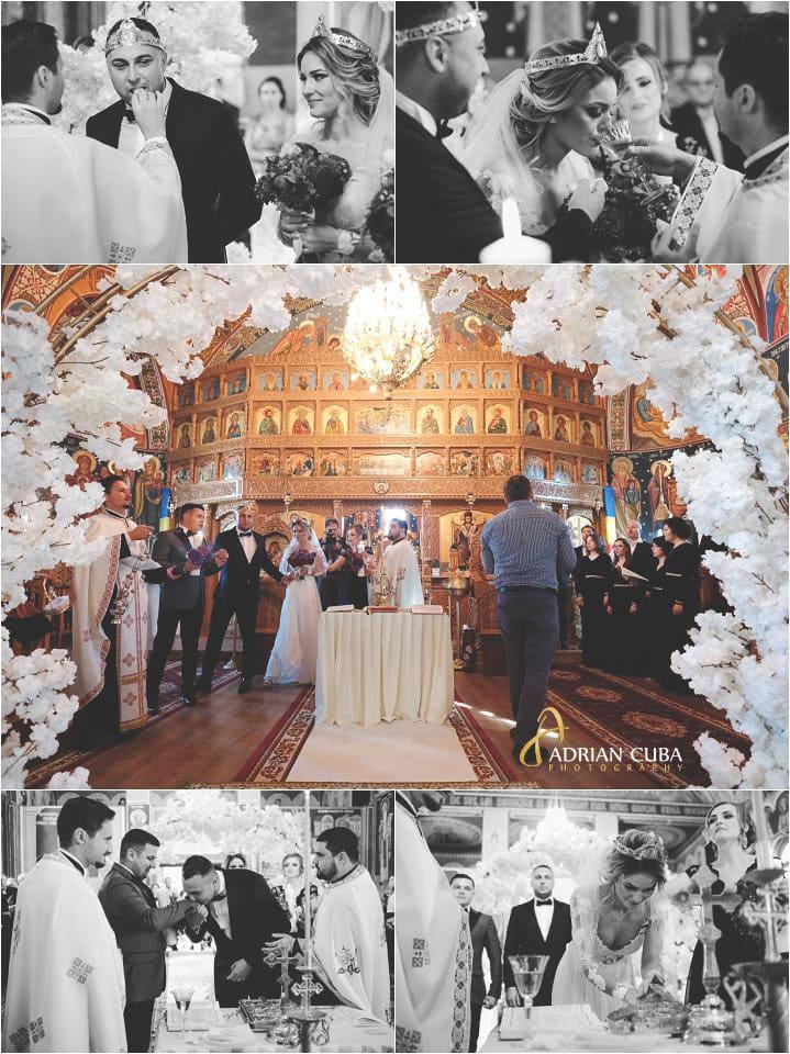 Foto nunta la biserica Barlad