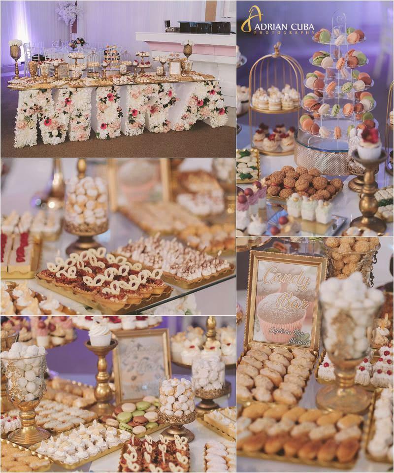 Foto candy bar la restaurant Mira barlad